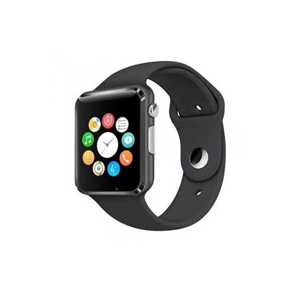 G-Tab Bluetooth Smart Watch For Android And IOS - Black