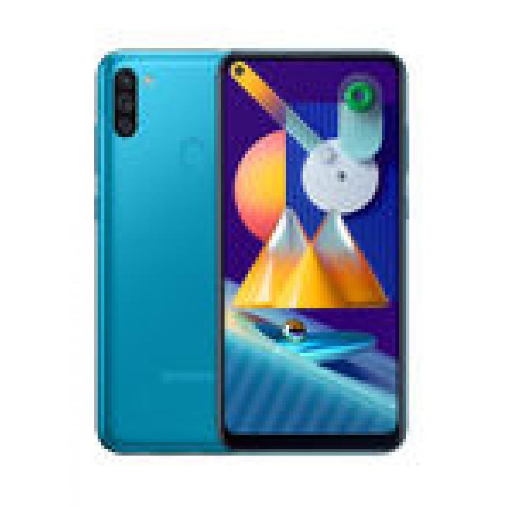 Samsung Galaxy M11 Dual SIM Blue 3GB RAM 32GB 4G LTE