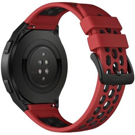 Huawei Watch GT2e Hector-B19R Smart Watch - Lava Red
