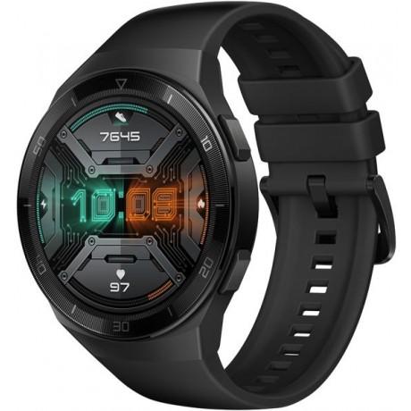 Huawei Watch GT2e Hector-B19S Smart Watch - Graphite Black