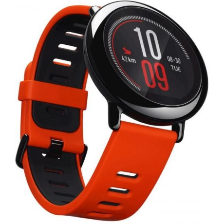 Xiaomi Amazfit Pace Smart Watch Silicone Band For Android & iOS ( International Version) -Red - A1612