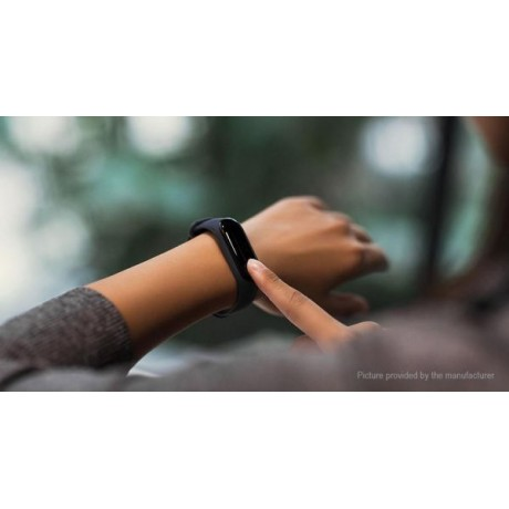 Xiaomi Mi Band 3 Smart Fitness Wristband OLED Touch Screen-Chinese Version-Black
