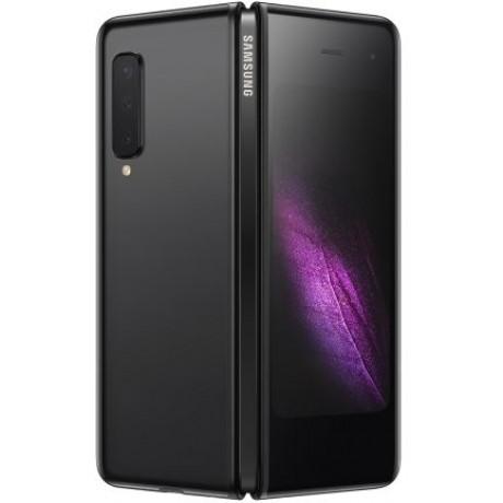 Samsung Galaxy Fold Dual SIM - 512GB, 12GB RAM, 4G LTE, Black