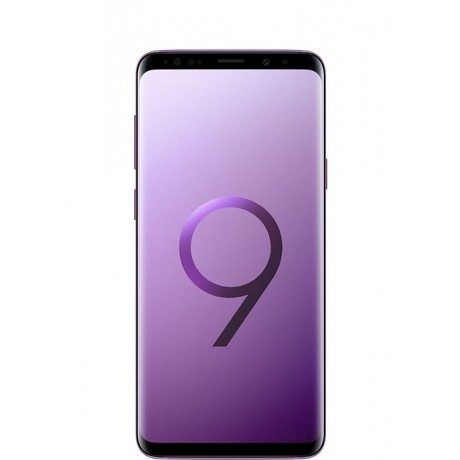 Samsung Galaxy S9+ Dual Sim - 64 GB, 6 GB Ram, 4G LTE, Lilac Purple - Middle East Version