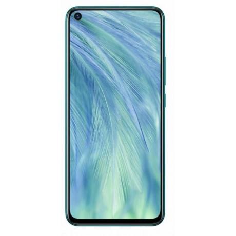 Infinix X652A S5 Dual SIM - 128GB, 6GB RAM, 4G LTE, Quetzal Cyan + 1 item