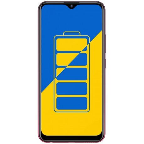 Vivo Y15 Dual SIM Mobile Phone, 6.35 Inch, 4GB RAM, 64 GB, 4G LTE - Burgundy Red