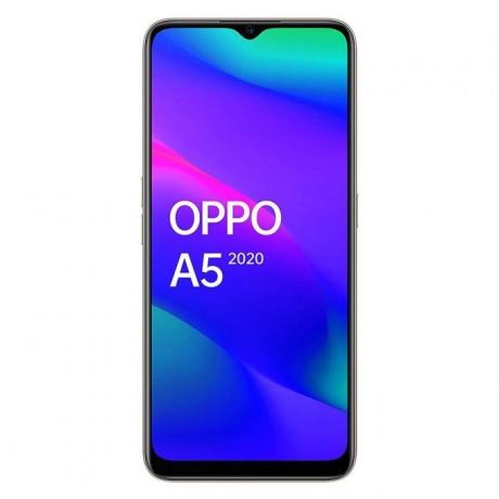 Oppo A5 (2020) - 6.5-inch 128GB/4GB Dual SIM Mobile Phone - Dazzling White