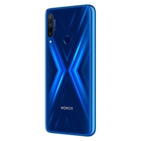 Honor 9X - 6.59-inch 128GB/6GB Mobile Phone - Sapphire Blue