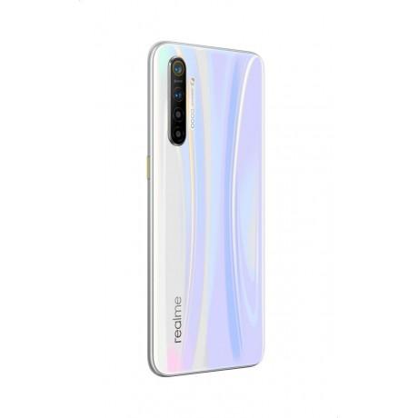 Realme XT Dual SIM - 6.4 Inch, 128 GB, 8 GB RAM, 4G LTE - White