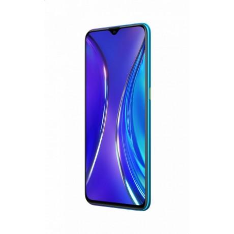 Realme XT Dual SIM - 6.4 Inch, 128 GB, 8 GB RAM, 4G LTE - Blue