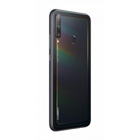 Huawei Y7p Dual SIM - 6.39 Inches, 64 GB, 4 GB RAM, 4G LTE - Midnight Black