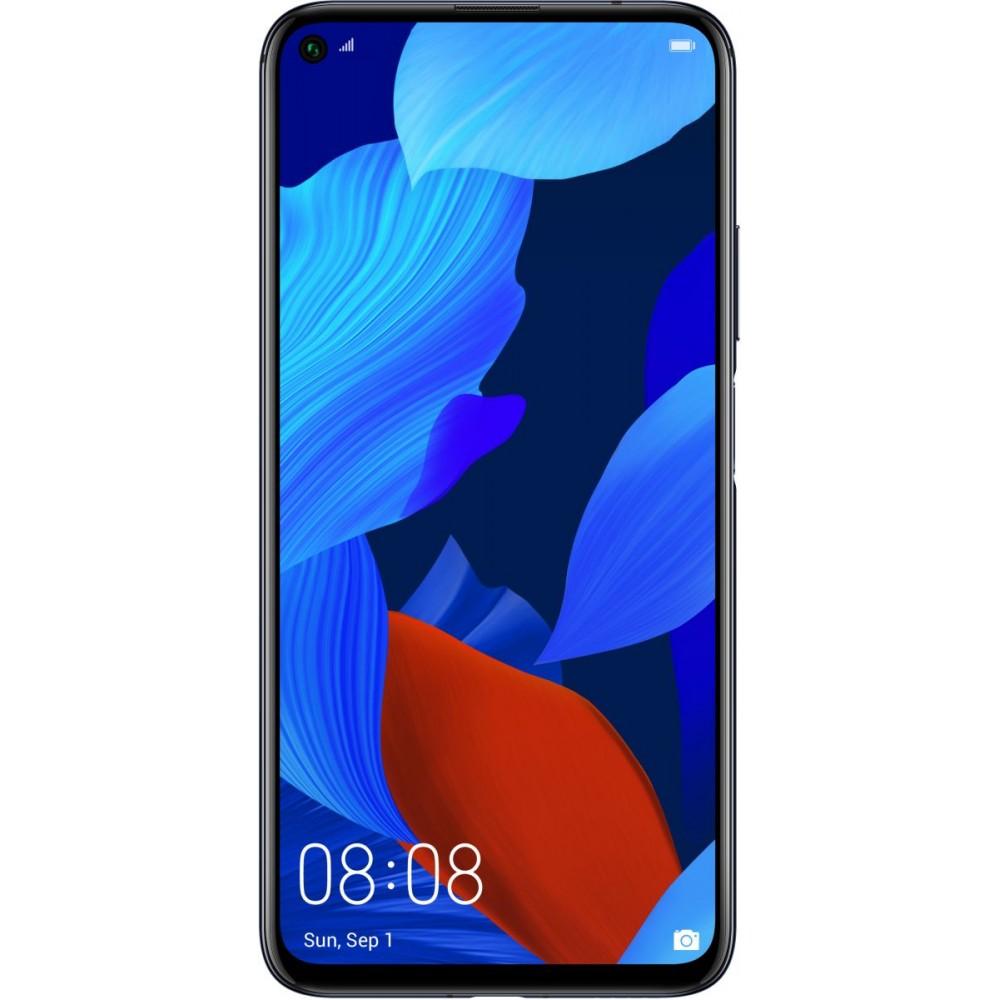 Huawei Nova 5T Dual SIM - 128GB, 8GB RAM, 4G LTE, Black