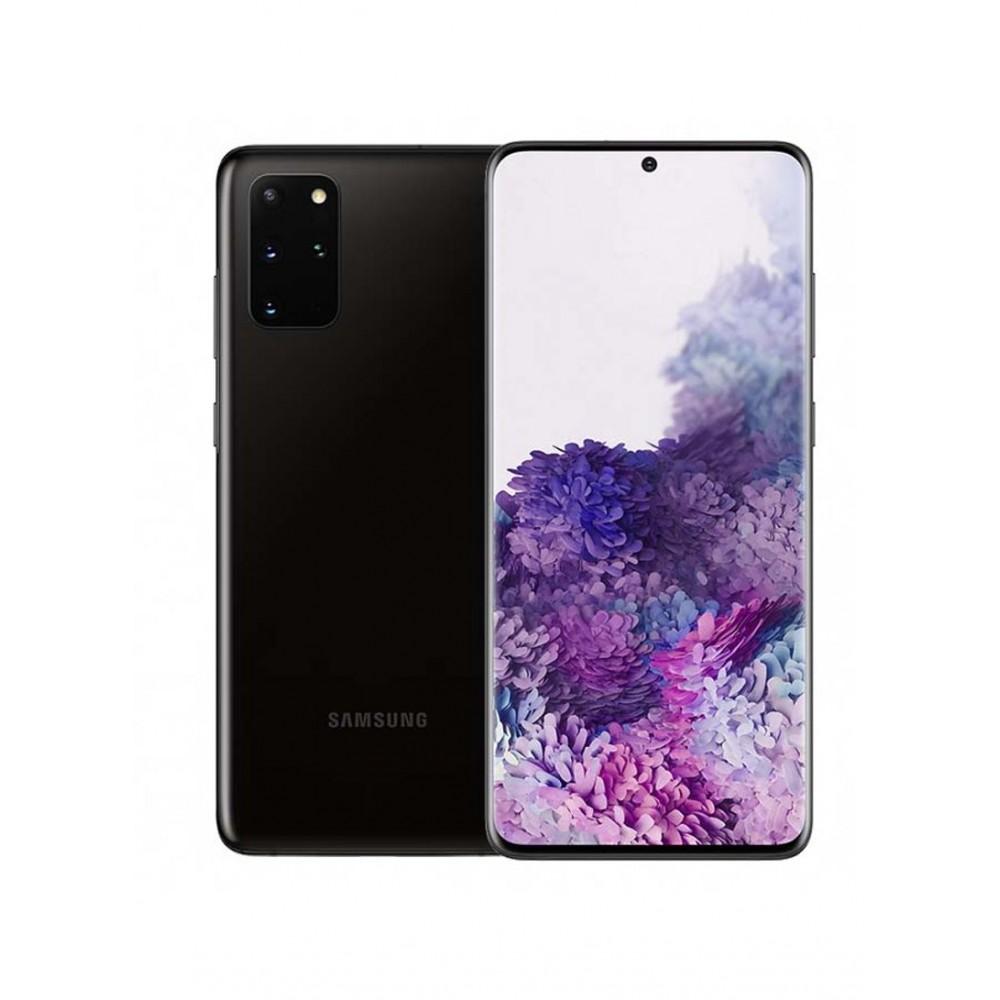Samsung Galaxy S20 Plus Dual SIM Cosmic Black 8GB RAM 128GB 4G LTE