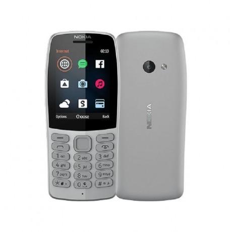 Nokia 210 (2019) Dual SIM Mobile Phone - Grey