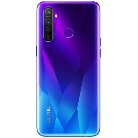 Realme 5 Pro Dual SIM -128GB, 4GB RAM, 4G LTE, Sparkling Blue