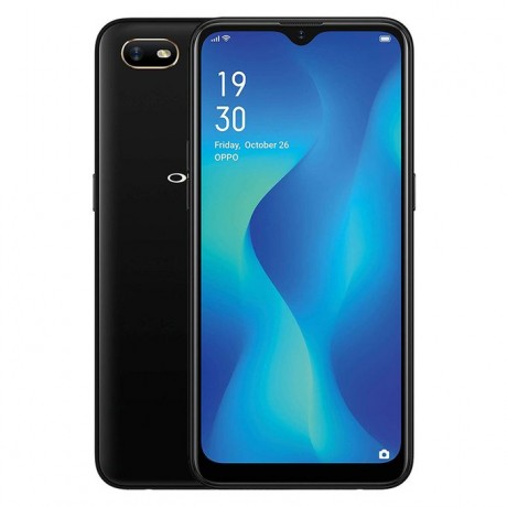 Oppo A1k - 6.1-inch 32GB/2GB Dual SIM 4G Mobile Phone - Black