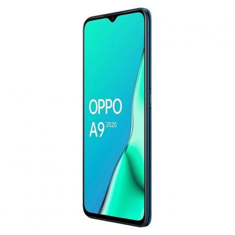 Oppo A9 (2020) - 6.5-inch 128GB/8GB Dual SIM Mobile Phone - Marine Green
