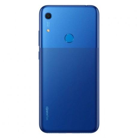Huawei Y6S Dual SIM - 6.1 Inch, 64 GB, 3 GB RAM, 4G LTE - Orchid Blue