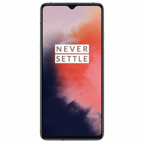 Oneplus 7T Dual Sim - 256 GB, 8 GB Ram, 4G LTE, Frosted Silver
