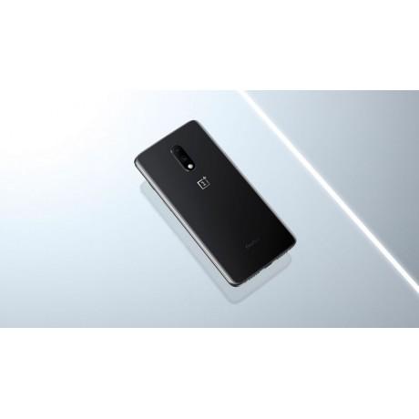OnePlus 7 Dual SIM - 256GB, 8GB RAM, 4G LTE, Mirror Grey
