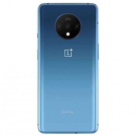 Oneplus 7T Dual Sim - 256 GB, 8 GB Ram, 4G LTE, Glacier Blue