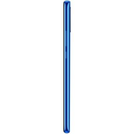 HONOR 9X Dual SIM Mobile Phone, 6.59 Inch, 6 GB RAM, 128 GB, 4G LTE - Sapphire Blue