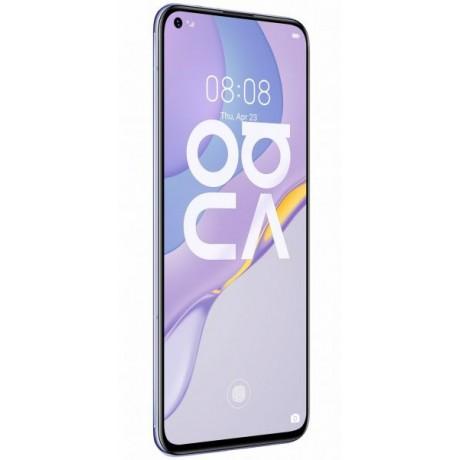 Huawei Nova 7 Dual SIM - 256GB, 8GB RAM, 5G, Space Silver