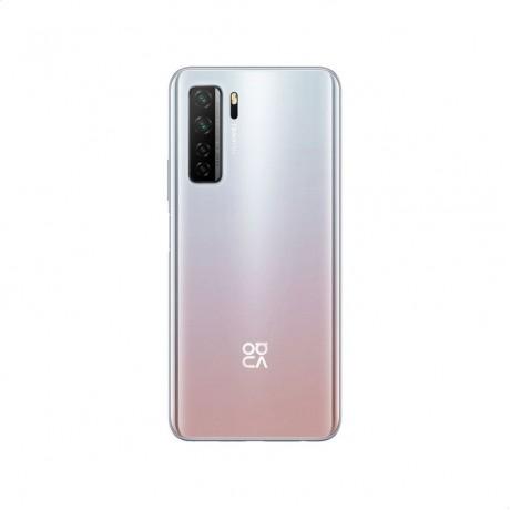 Huawei Nova 7SE Dual SIM - 128GB, 8GB RAM, 4G LTE - Space Silver