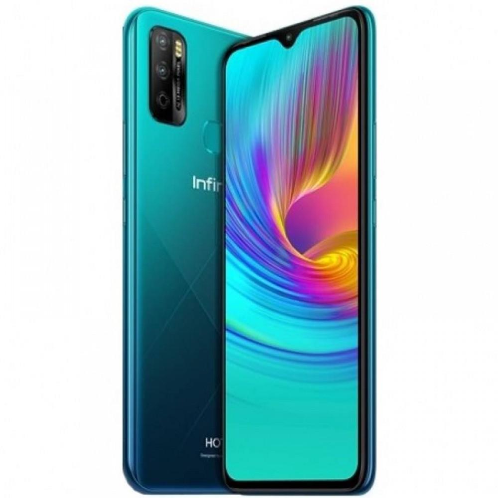 Infinix Hot 9 Play - 6.82-inch 32GB-2GB Dual SIM Mobile Phone - Quetzal Cyan