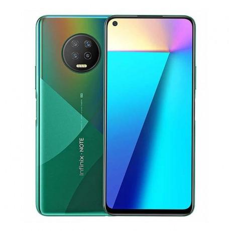Infinix X690B Note 7 - 6.95-inch 128GB/6GB Dual SIM Mobile Phone - Forest Green