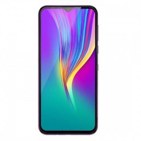 Infinix X653 Smart 4 - 6.6-inch 16GB/1GB Dual SIM 4G Mobile Phone - Quetzal Cyan