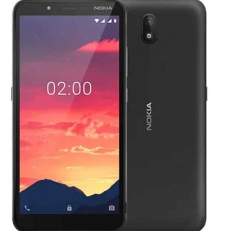 Nokia C2 - 5.7-inch 16GB-1GB Dual SIM 4G Mobile Phone - Black