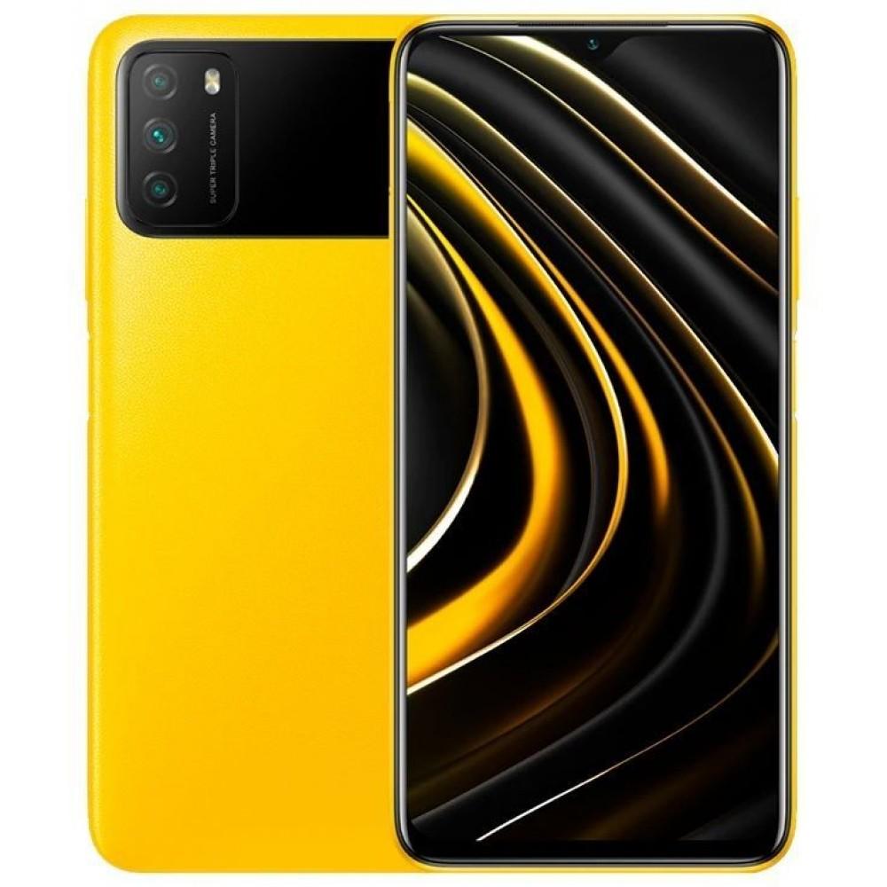Poco M3 Dual SIM Poco Yellow 4GB RAM 64GB 4G LTE