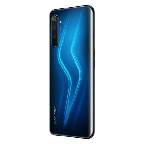 realme 6 Pro - 6.5-inch 128GB/8GB 4G Mobile Phone - Lightning Blue