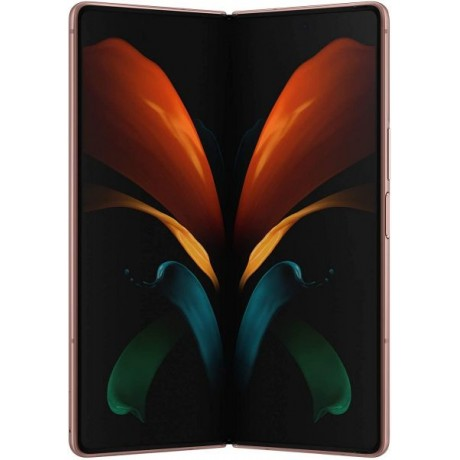 Samsung Galaxy Z Fold2, 256GB, 12GB RAM, 5G - Mystic Bronze