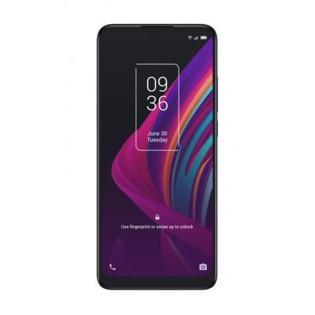 TCL 10 SE Mobile Phone, Dual SIM 6.52 Inch, 128 GB, 4 GB RAM, 4G - Polar Night Blue