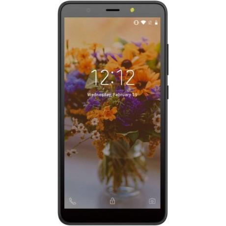 Tecno POP 3 Dual SIM - 5.7 Inch, 16 GB, 1 GB RAM, 4G - Sandstone Black
