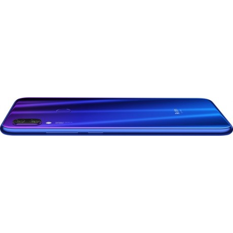 Xiaomi Redmi Note 7 Dual SIM - 32GB, 3GB RAM, 4G LTE, Gradient Blue – International Version