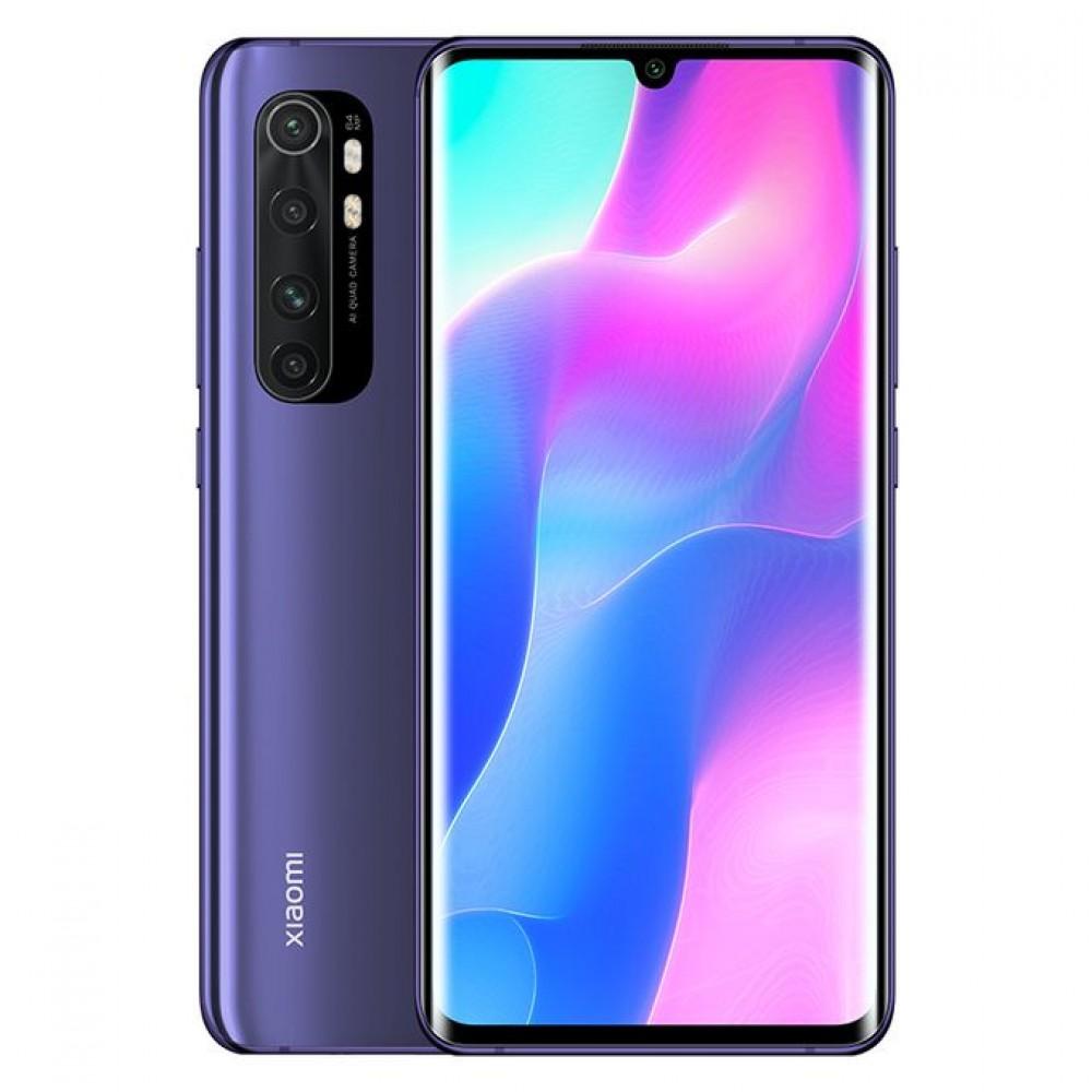 XIAOMI Mi Note 10 Lite - 6.47-inch 128GB/8GB Dual SIM Mobile Phone - Nebula Purple