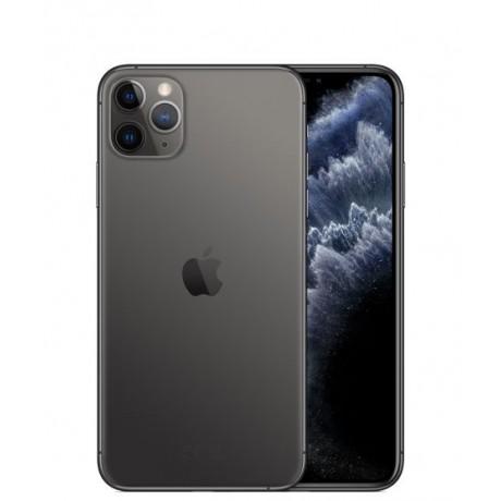 Apple iPhone 11 Pro Max with FaceTime - 256GB, 4GB RAM, 4G LTE, Space Gray, Single SIM & E-SIM