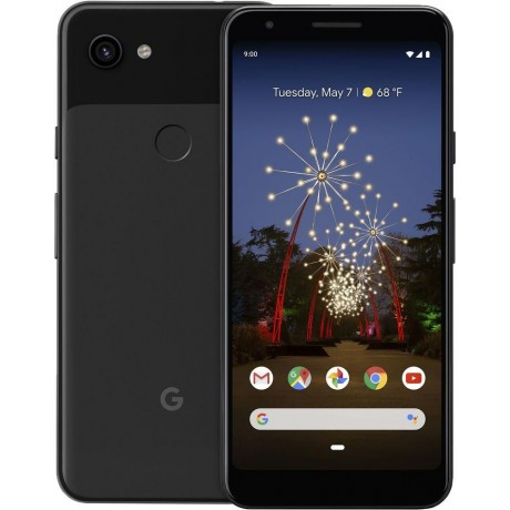 Google Pixel 3a XL - 64GB, 4GB RAM, 4G LTE, Just Black