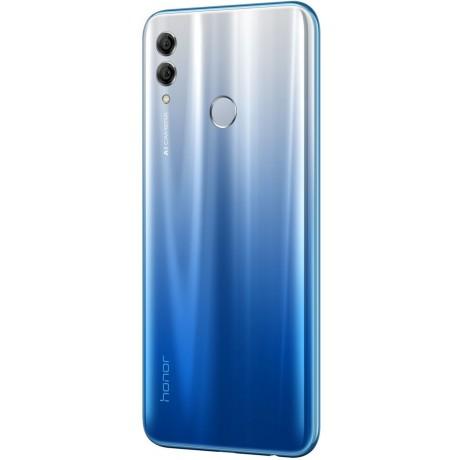 Honor 10 Lite Dual Sim - 64GB, 3GB RAM, 4G LTE, Sky Blue