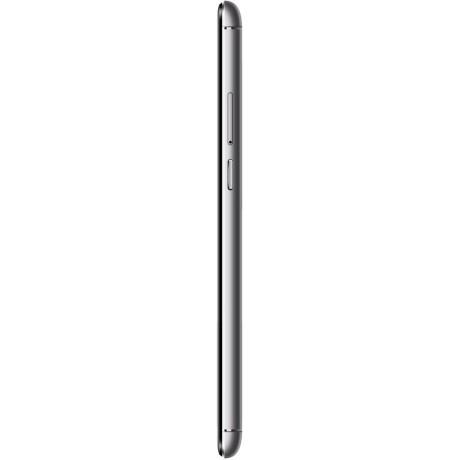 Lava A3 Dual SIM - 32GB, 3GB RAM, 4G LTE, Grey
