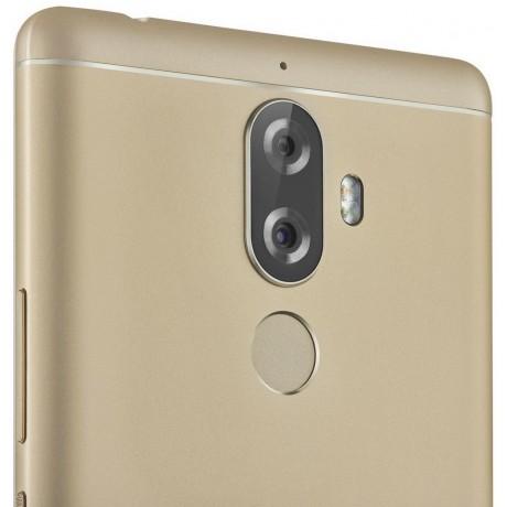 Lenovo K8 Note Dual Sim - 64GB, 4GB RAM, 4G LTE, Fine Gold