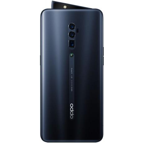 Oppo Reno 10X Zoom Dual Sim - 256 GB, 8 GB Ram, 4G LTE, Jet Black