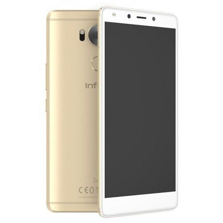 Infinix Zero 4 Plus Dual Sim - 64GB, 4GB RAM, 4G LTE, Gold