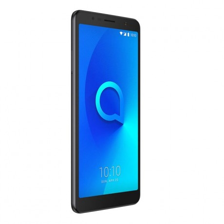 Alcatel 3C (5026D) - 6.0-inch - 16GB - 3G Mobile Phone - Metallic Black