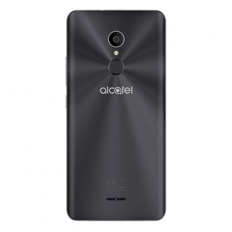 Alcatel 3C (5026D) - 6.0-inch - 16GB - 3G Mobile Phone - Metallic Black