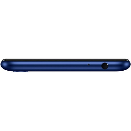 Honor 8C Dual Sim - 32GB, 3G RAM, 4G LTE, Blue