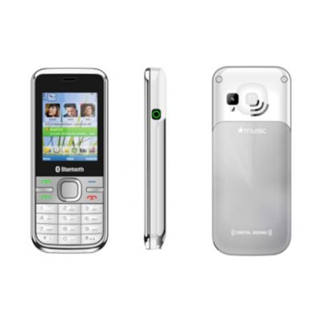NOKIA C3-01.5 TOUCH AND TYPE